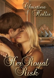 Front cover image of Her Royal Risk